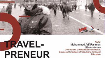 Jogja: Travelpreneur Lifestyle