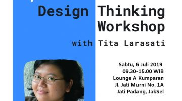 Jadetabek: Mini Workshop – Design Thinking
