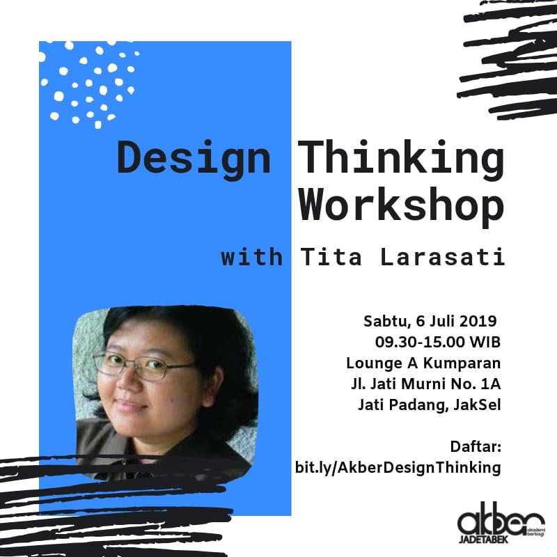 Jadetabek: Mini Workshop – Design Thinking