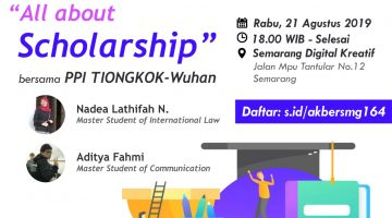 Semarang: All About Scholarship