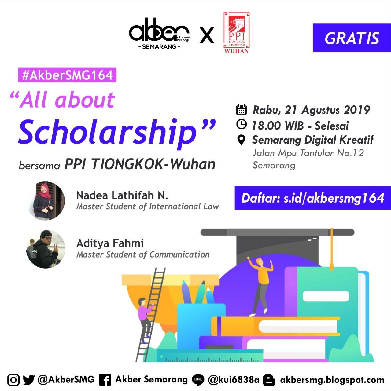 Semarang: All About Scholarship
