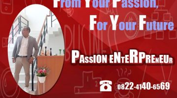 Pekalongan: From Your Passion, For Your Future (Passion Enterpreneur)