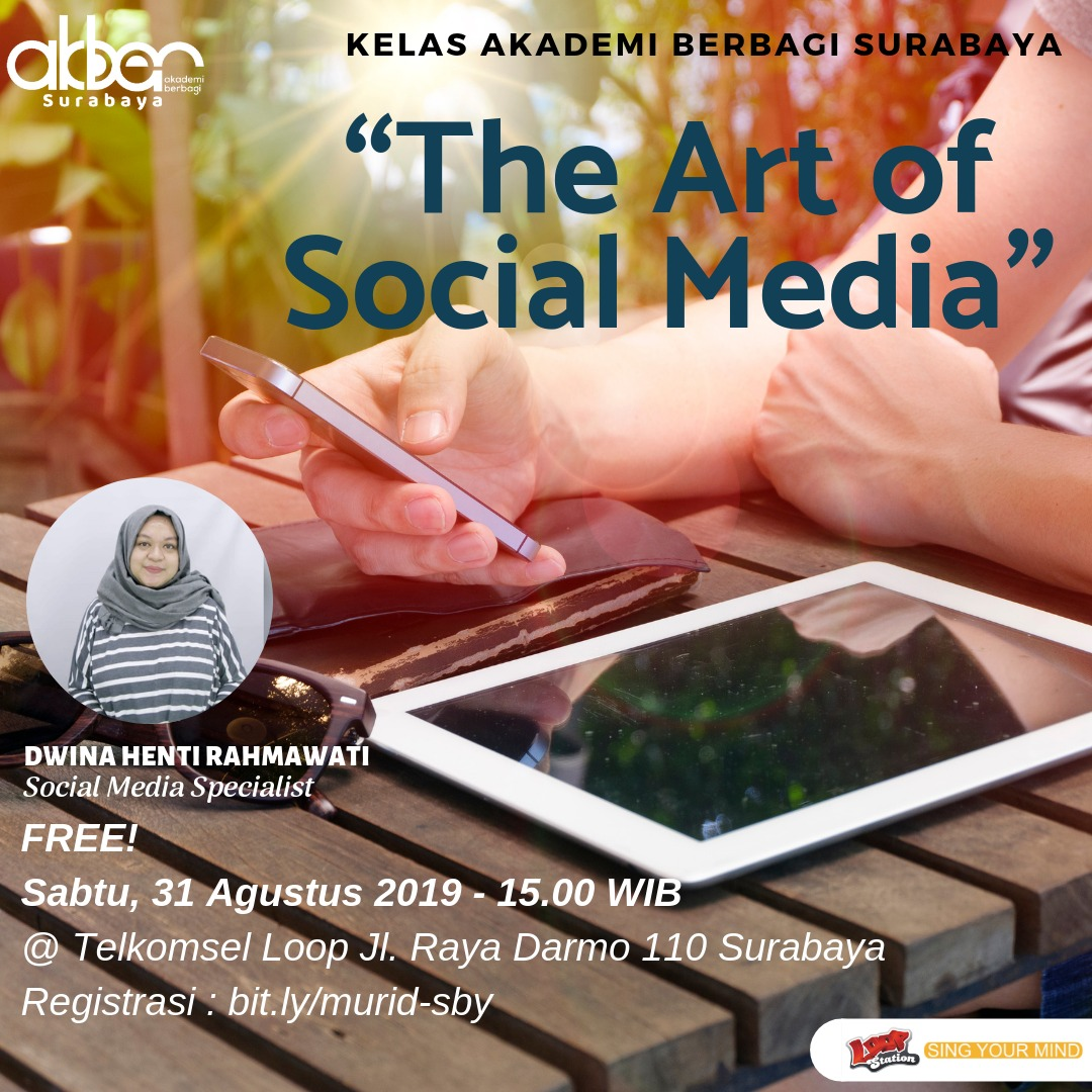 Surabaya: The Art of Social Media