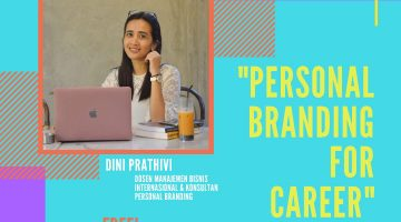 Surabaya: Personal Branding For Career