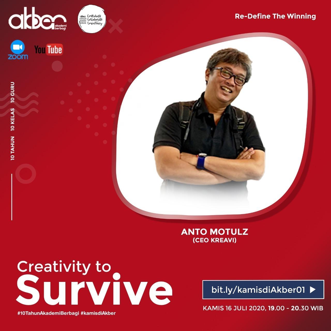 Creativity for Survive